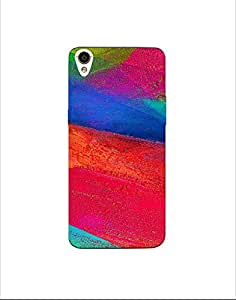 Oppo F1 plus ht003 (55) Mobile Case by Mott2 - Rangoli Pattern (Limited Time Offers,Please Check the Details Below)