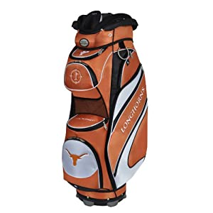 NCAA Texas Longhorns The Bucket Cooler Cart Bag by Team Effort