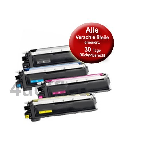 4uoffice SET TONER kompatibel