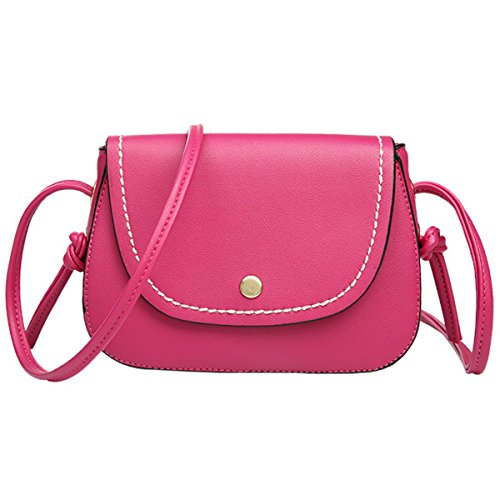 KELEKA ® Women's Classic Fashion Candy colors Mini Bags Shoulder Crossbody Small Handbags
