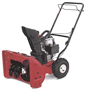 Yard Machines 31A-32AD700 22-Inch 179cc OHV 4-Cycle Gas Powered Self Propelled Two-Stage Snow Thrower