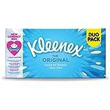Kleenex Original Duopack Mouchoirs 2 Boîtes de 4 x 72 - Lot de 2