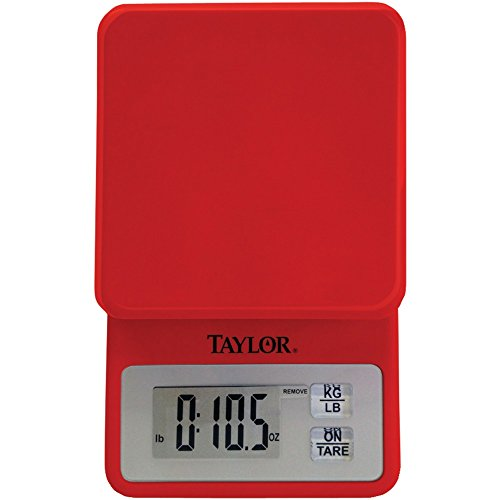 Buy 1 - Compact Kitchen Scale, 11Lb Capacity, 3.75
