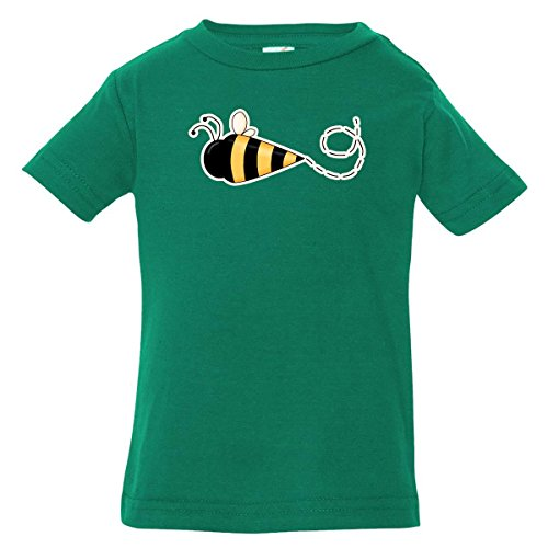 Inktastic Baby Boys' Bumble Bee Baby T-Shirt