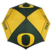 NCAA Oregon Ducks 62-Inch WindSheer Hybrid Umbrella