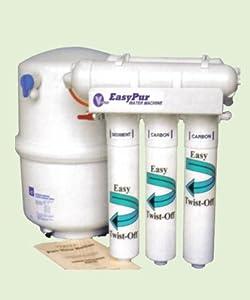 Vertex Pure Water Machine EasyPur EZ-575 Undersink Reverse Osmosis System