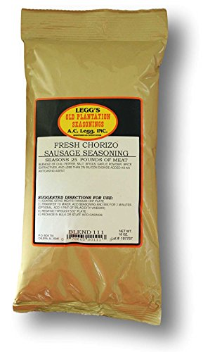 A.C. Legg Chorizo Sausage Seasoning (Ac Leggs Sausage Seasoning compare prices)
