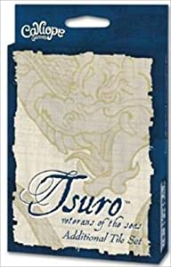 Tsuro Veterans of The Seas Board Game