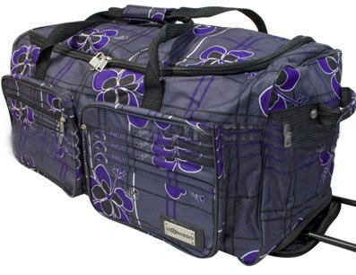 Reisetasche Jumbo-Miami Big-Travel 2 Rollen 90L