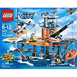 LEGO 4210 City Coast Guard Platform