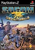 SOCOM U.S. Navy Seals (No Headset) - PlayStation 2