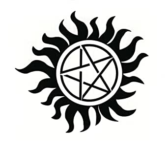 Amazon.com: Supernatural Anti-Possession Tattoo - Set of Fifteen