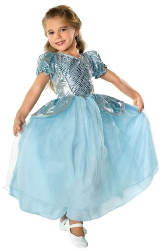 Toddler Cinderella Costume Size 2-4T