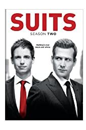 Suits: Season 2 (DVD + UltraViolet)