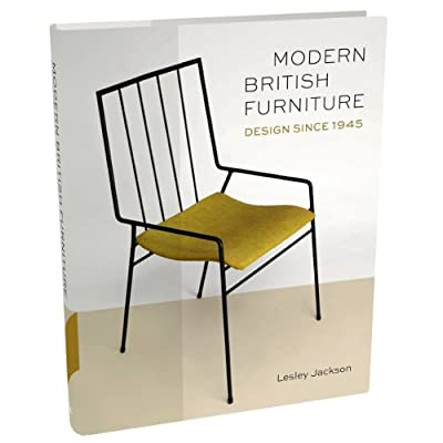 Modern British Furniture (Hardback)