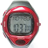 Calories Counter Fitness Pulse Heart Rate Monitor Sport Watch Stopwatch