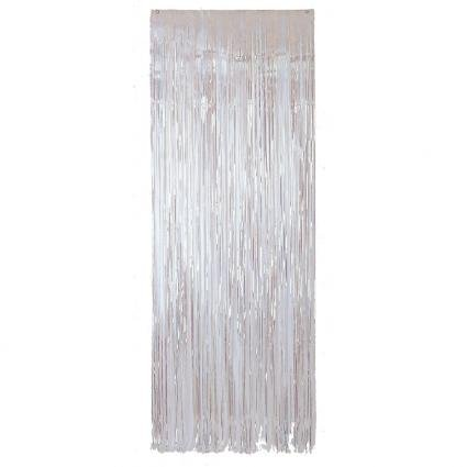 Metallic Curtain Party Accessory