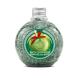 The Body Shop Glazed Apple Bath Sprinkles Gift Ornament