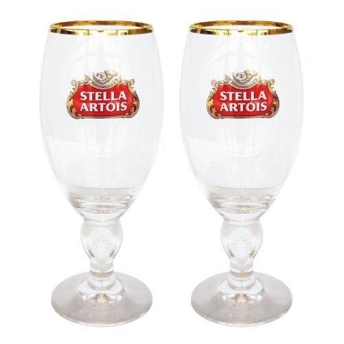 Stella Artois Beer Glasses front-278068