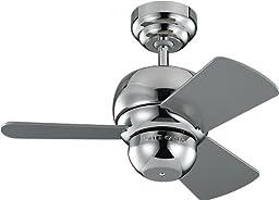 Monte Carlo 3TF24PN Micro 24 Ceiling Fan, 24\