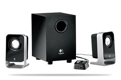 Logitech LS21 2.1 Multimedia Speaker