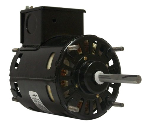 Fasco D1142 3.3-Inch Diameter Shaded Pole Motor, 1/15 Hp, 115/230 Volts, 1500 Rpm, 1 Speed, 1.7-.9 Amps, Cw Rotation, Sleeve Bearing
