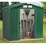 BillyOh Metal Shed - Anston 6' x 4'