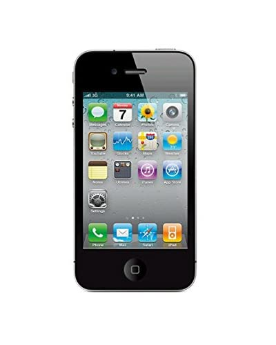 Apple Iphone 4S 32 Gb Nero
