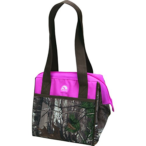 Igloo 00059814 Leftover Tote Ladies Realtree Soft Cooler (9 Cans), Pink/Camo (Igloo Cooler Pink compare prices)