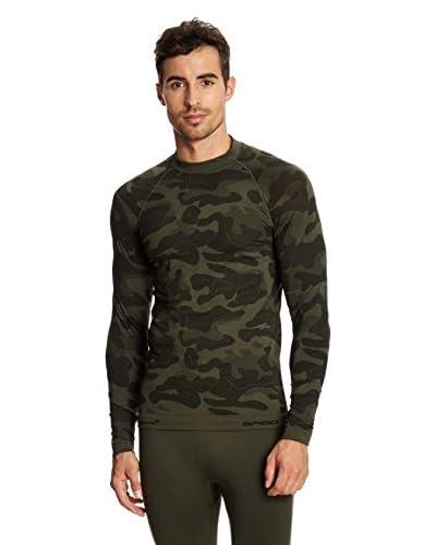 SPAIO Camiseta Interior Técnica Survival Men'S W01 Oliva