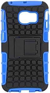 DMG Back Cover for Samsung Galaxy S6 Edge (Blue)