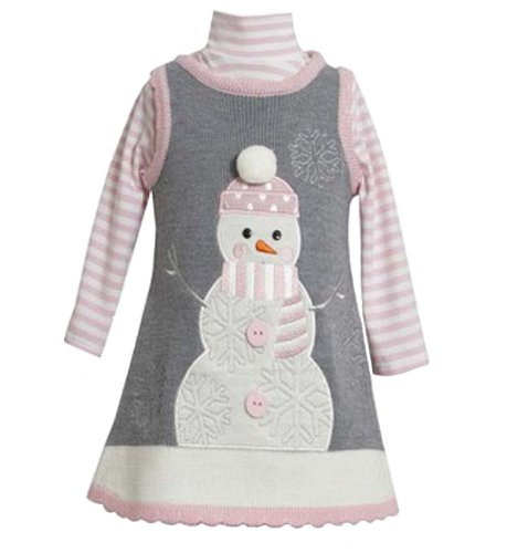 Christmas Dresses For Little Girls front-1071539