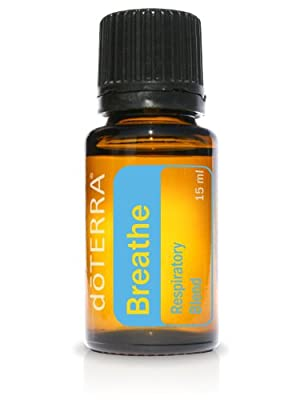 doTERRA Breathe Essential Oil Respiratory Blend