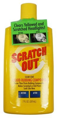 Kit 602712 Scratch Out Liquid - 7 oz.