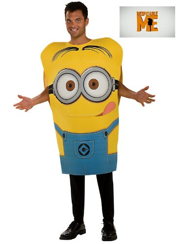 Minion Dave Adult (Standard) front-472237