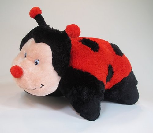 Lady Bug Pillow Pets 18
