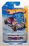 Hot Wheels (ホットウィール) 2010-008/240 New Models 08/44 PURPLE Fangula SNOW SCENE CARD 1:64 スケール ミニカー ダイキャスト 車 自動車 ミニチュア 模型 (並行輸入)