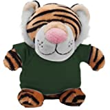 Bean Bag Buddy Tiger Plush Toy 6in Trade Show Giveaway