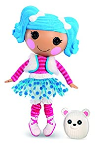 MGA Entertainment Lalaloopsy Doll Mittens Fluff N' Stuff