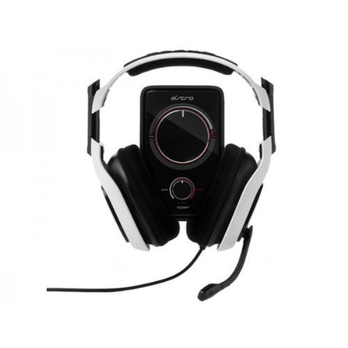 Astro Gaming A40 Audio System (White) Color: White
