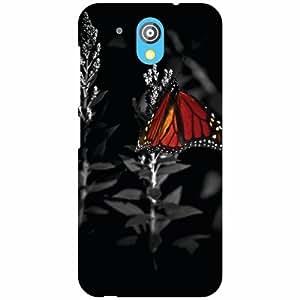 Printland Dark Phone Cover For HTC Desire 526G Plus