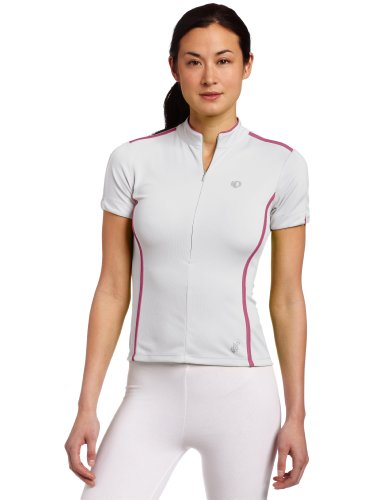Buy Low Price Pearl Izumi Women's Select Jersey, White, X-Small (11221206-508)