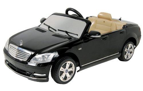 Dexton Mercedes Benz 6V S-Klasse W221 2009, Black