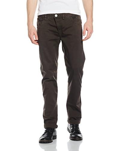 Brema Pantalone Bm 107 Fw [Marrone]