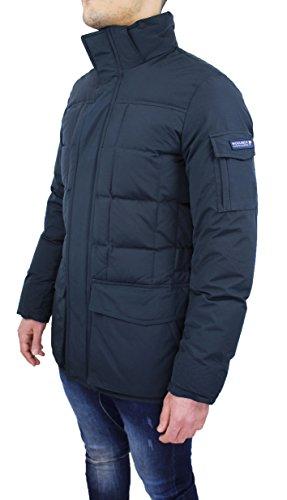 Giubbotto Uomo Woolrich art WOCPS2080 Parka Blizzard Jacket Blu taglia M