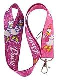 Daisy Duck Keychain Lanyard