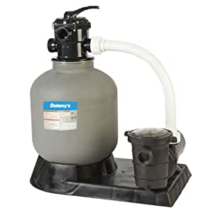 Doheny 39 s sand filter systems 24 in tank 1 5hp pump swimming pool sand filters - Pool filter sand wechseln ...