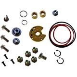 Turbo Rebuild Repair Kit Kits for Garrett T3 T4 T04B T04E Turbocharger 360 Degree Upgrade Thrust Bearing