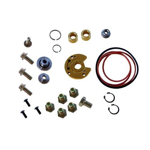 Precision T3 T4 360 Thrust Rebuild Kit: Turbo Rebuild Repair Kit Kits For Garrett T3 T4 T04B T04E