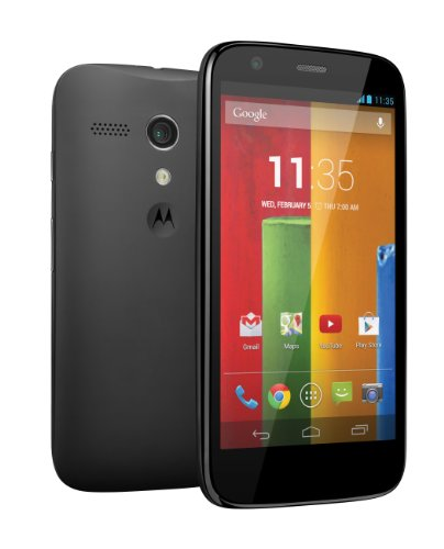 Moto G Black Boost Mobile